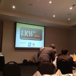 KICSS 2013, 6-9 November, 